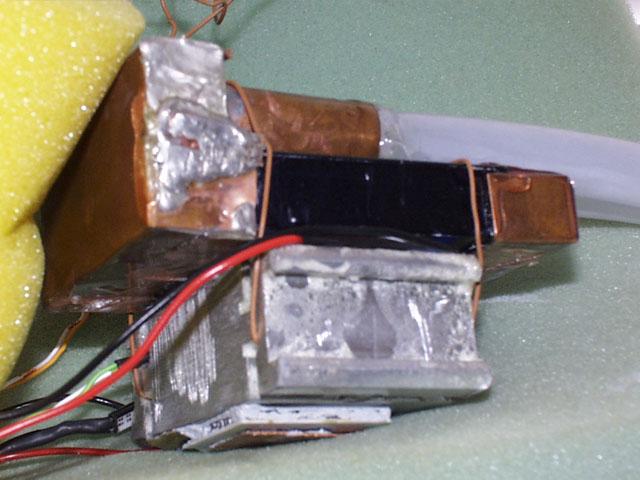 Cascaded Peltier Liquid Cooler